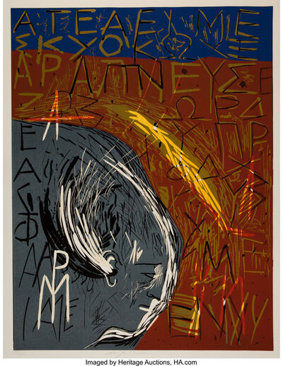 Mimmo Paladino, 'Untitled', 1988