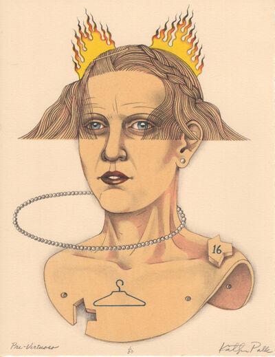 Kathryn Polk, 'Pre-Virtuoso', 2020