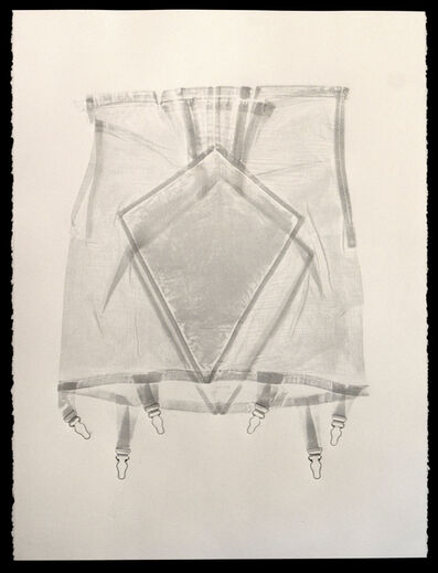"rose deler, '""Girdle No. 4""', ca. 2017"