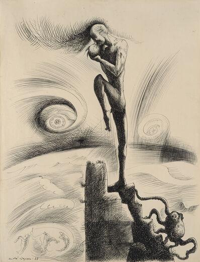 André Masson, 'Maldoror', 1937