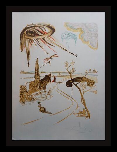 Salvador Dalí, 'Fantastic Voyage', 1965