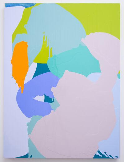Carolanna Parlato, 'Orange Splat', 2012