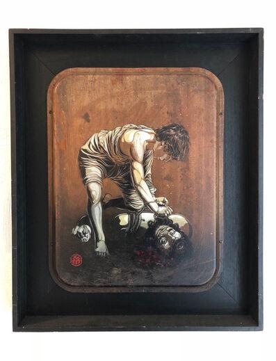 C215, 'Misappropriation - Homage - Il Caravaggio', 2011