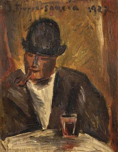 Joaquín Torres-García, 'Borracho', 1927