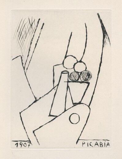 Francis Picabia, 'Machine Cubiste', 1907