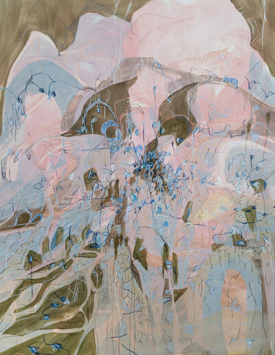 Janaina Tschäpe, 'Clouds of Morning', 2019