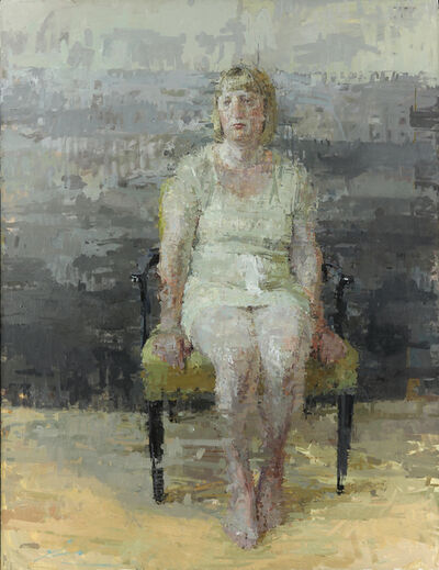 Ann Gale, 'Jennifer with Cream Dress', 2012