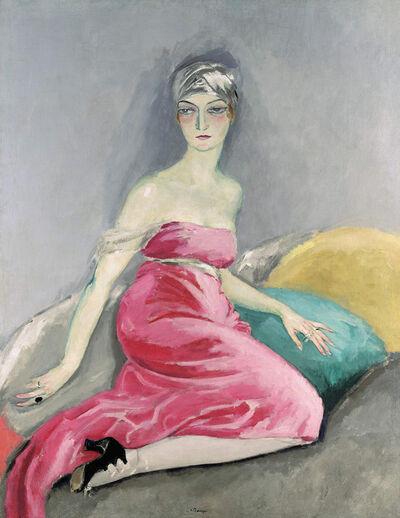 Kees van Dongen, 'Ève Francis', ca. 1919