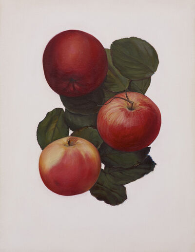 Jen Mazza, 'Untitled 2 (3 Apples)', 2014