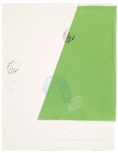 Richard Tuttle, 'Naked IX', 2004