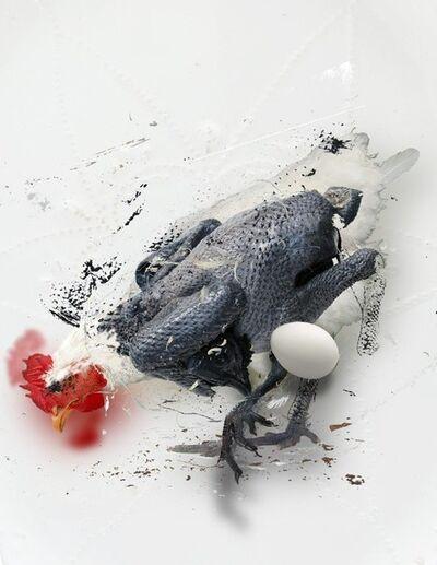 Deborah Oropallo, 'Chicken Egg Chicken #4', 2013