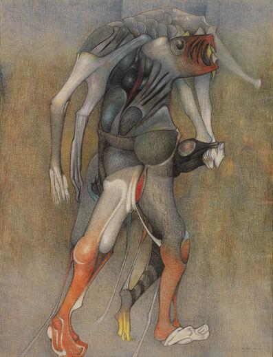 GERARDO CHÁVEZ, 'Le chargeur de viande', 1977