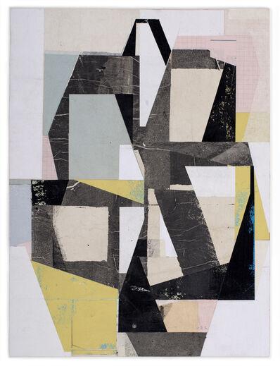 Jeroen Erosie, 'DÉRIVE VII', 2016