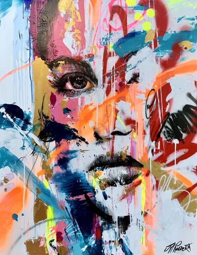 JM Robert, 'Urban Face Collection 2', 2020