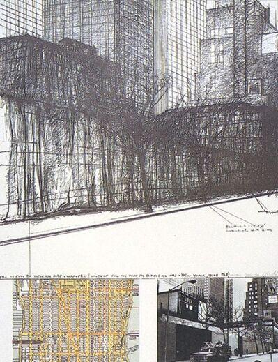 Javacheff Christo, 'Museum of Modern Art, NY', 1968