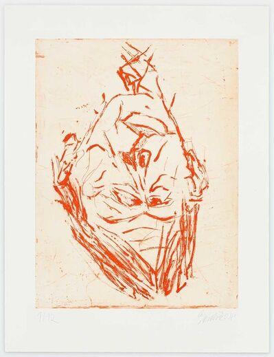 Georg Baselitz, 'Kirchner', 2018