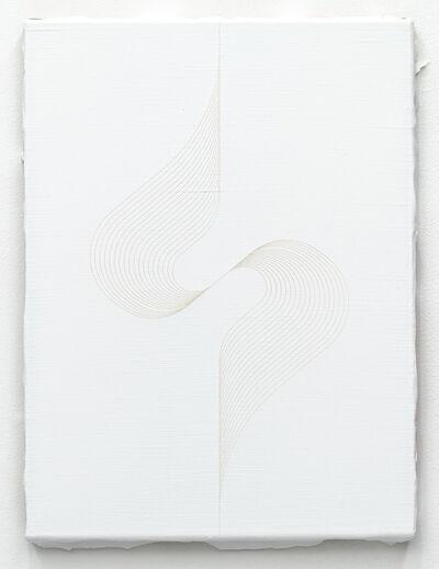 Carsten Nicolai, 'formula bifoliate 111', 2018
