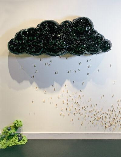 Erica Rosenfeld, 'BLACK CLOUD', 2013
