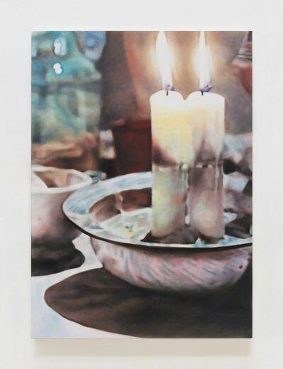 Judith Eisler, 'Candles', 2018