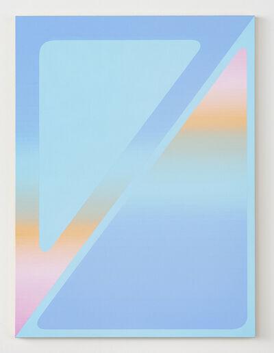 Audrey Stone, 'Holding Half The Sky - Light Blue', 2021