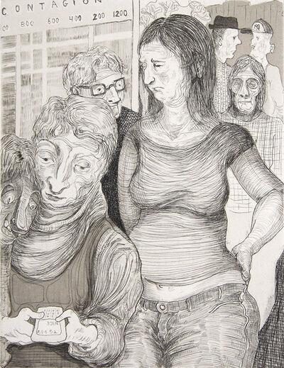 Nicole Eisenman, 'Contagion', 2012