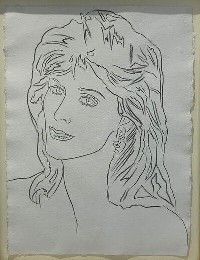 Andy Warhol, 'Portrait of a Woman', 1986