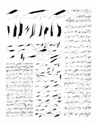 Mirtha Dermisache, 'Newsletter', 1999