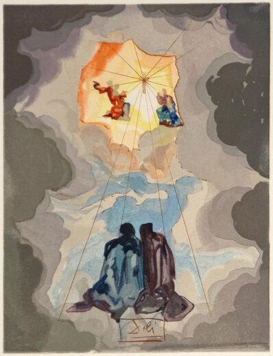 Salvador Dalí, 'Divine Comedy Heaven Canto 15, The Divine Comedy (La Divine Comédie)', 1974
