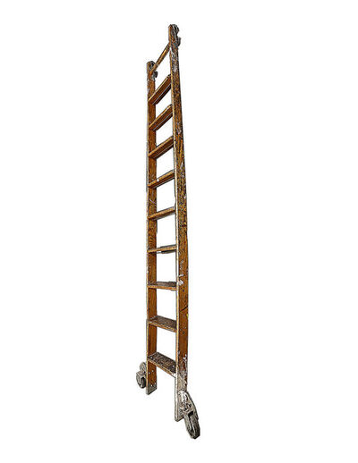 Jennifer Williams, 'Wooden Ladder with Wheels', 2012