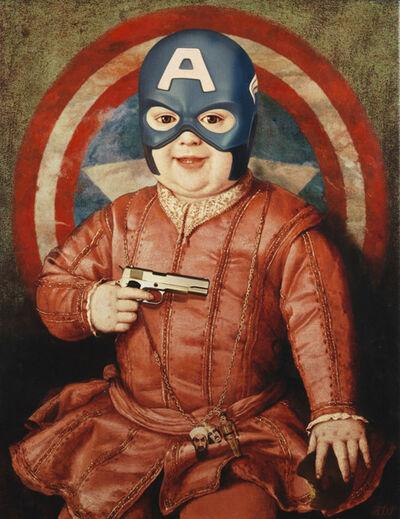 Antonio Del Prete, 'American Baby', 2014