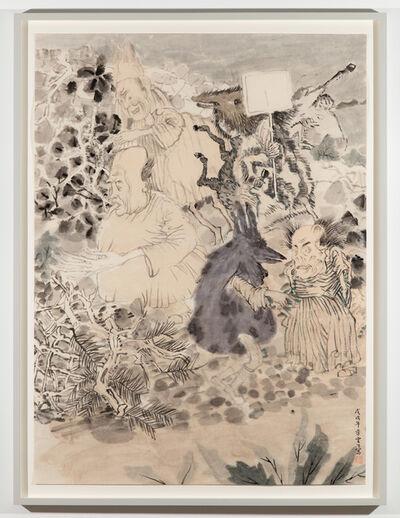 Yun-Fei Ji 季云飞, 'The Followers', 2017-2018