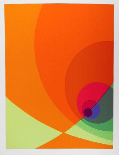 Herbert Aach, 'Split Infinity #7BS', 1980