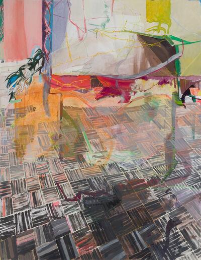 Dorothee Kreutzfeldt, 'Floor blessings II', 2018