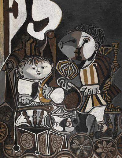 Pablo Picasso, 'Claude et Paloma', 1950