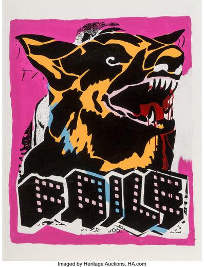 FAILE, 'Faile Dog', 2004