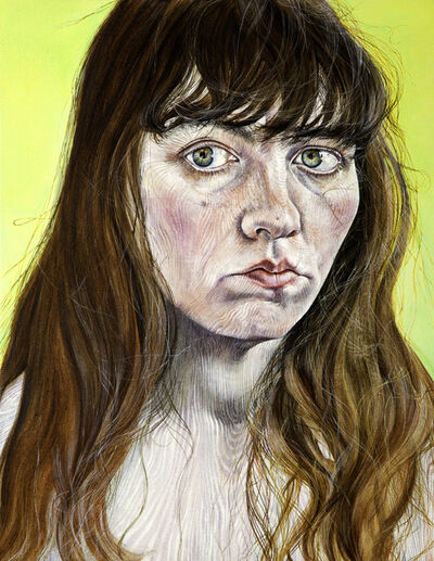 Ishbel Myerscough, 'Yellow ', 2014