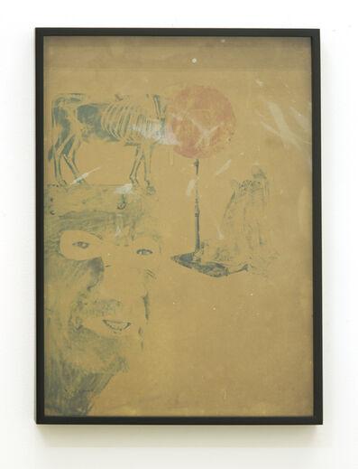 Paulo Bruscky, 'Adoração', 1971