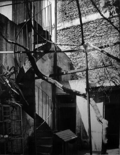 Grete Stern, 'Juncal 1258, tercer patio, antigua casa de Quiroga, 1951', 1995