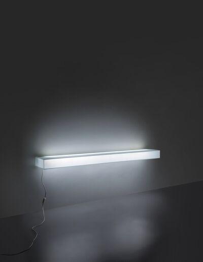 Nanda Vigo, 'A 'Light Light' shelf', 2000