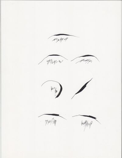 Mirtha Dermisache, 'Untitled', 1997