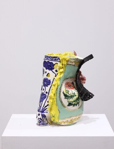 Francesca DiMattio, 'Jar with Lotuses and Eelgrass', 2013