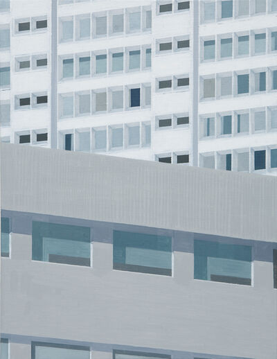 Suyoung Kim, 'Seoul National University Hospital 4pm', 2008