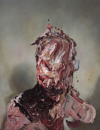 Antony Micallef, 'Raw Intent No. 6', 2016