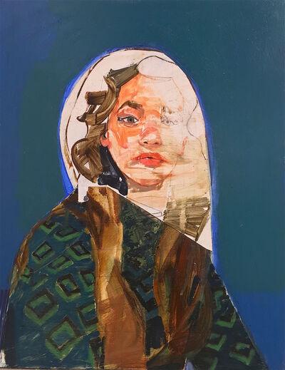 Karim Hamid, 'Portrait 55', 2019
