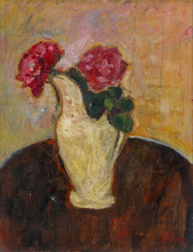 Arturo Tosi, 'Fiori'