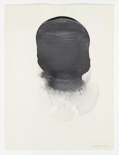 Takesada Matsutani, 'Object on paper 2', 1984