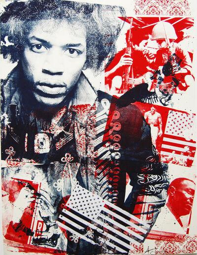 """Ashleigh Sumner, '""""Hendrix""""', 2017"""