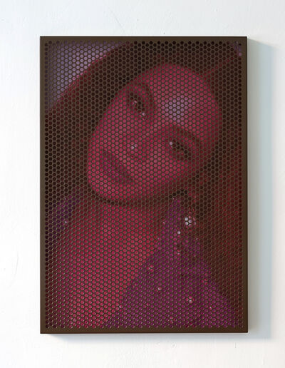 Johannes Wohnseifer, 'Beyoncé-Painting (RAL 8028)', 2020