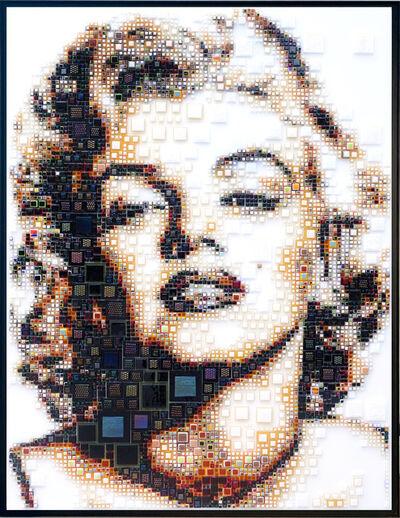 Isabelle Scheltjens, 'Marilyn Monroe', 2020