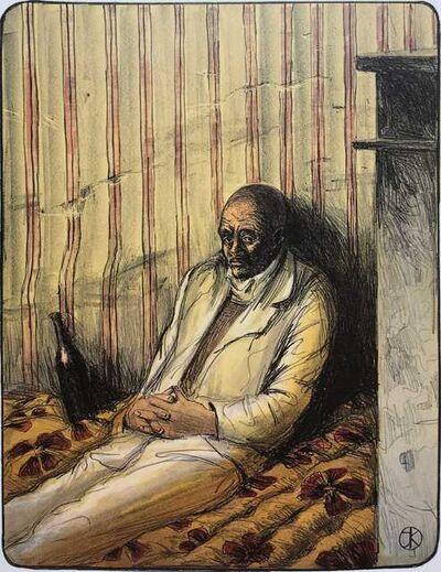 Jürg Kreienbühl, 'Ali au litre', 1990